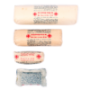 Finnish bandage size comparison