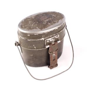 Wartime Swedish Kokkärl-mess kit