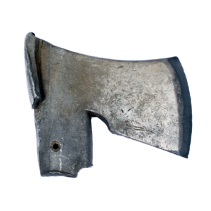 Finnish Engineer Axe Head #2