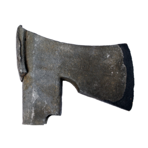 Finnish Engineer Axe Head #4