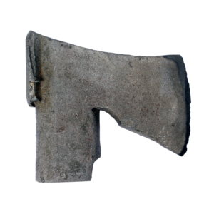 Finnish Engineer Axe Head #5