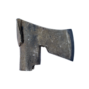 Finnish Field Axe Head #6
