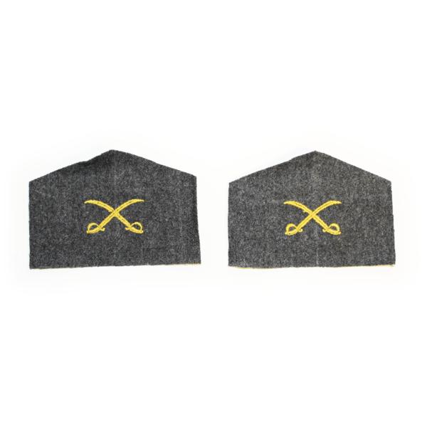 Cavalry shoulder branch insignia