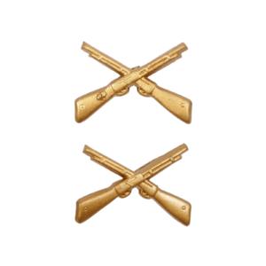 Branch Insignia, Infantry #14
