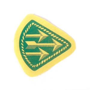 Reproduction Lagus Arrow -sleeve badge