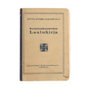 Lotta Svärd Songbook, 1937