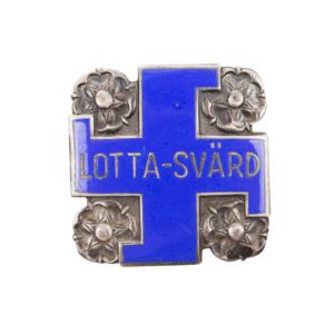 Lotta Svärd Collar Badge, 1936 #4