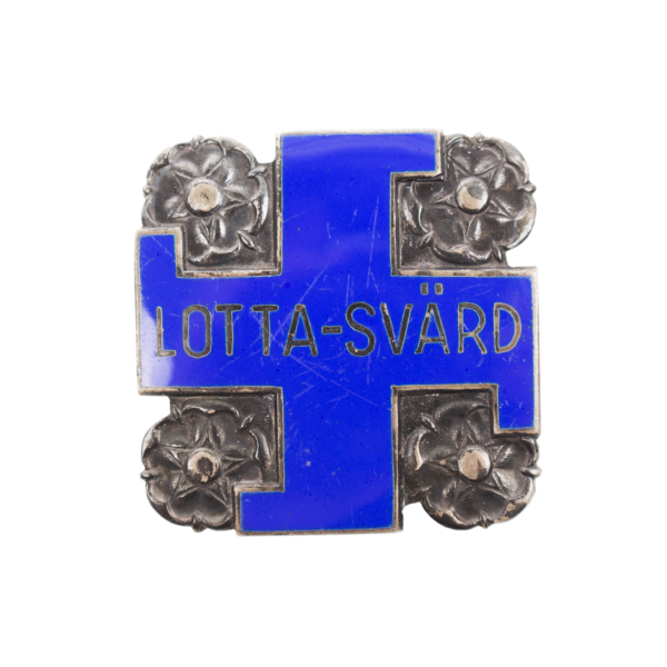 Lotta Svärd Collar Badge, 1939 #6