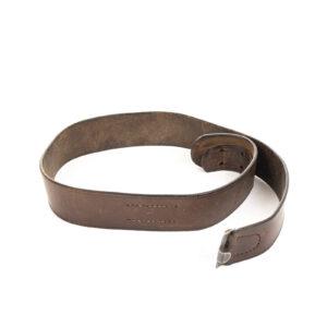 Enlisted Men's M/22 Belt, Post-War #5