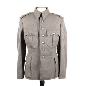 Wartime m/36 Tunic, 1944