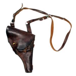 Handgun Holster, Nagant M1895