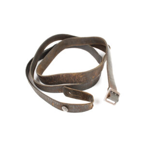 Finnish wartime weapons sling
