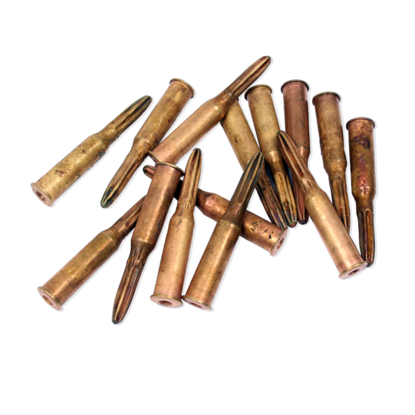 Finnish Rifle Dummy Training Cartridge