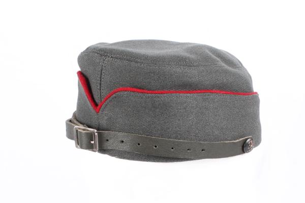 m/39 Summer Hat from original materials.