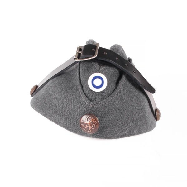 m/22 Cavalry Field Hat with a heavy duty chin strap.